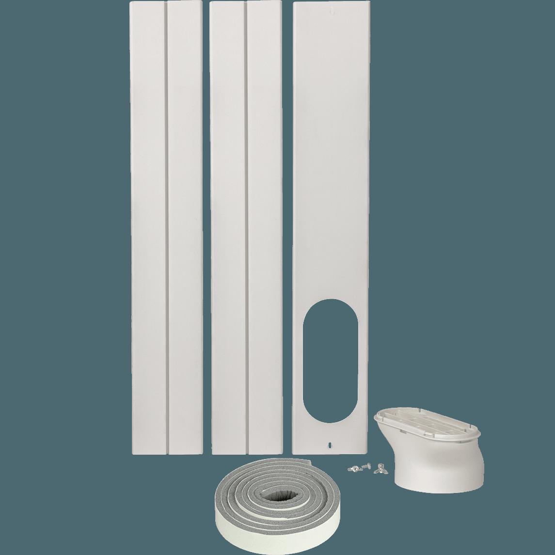 Buy Cheap Honeywell Portable Ac Sliding Glass Door Kit A 4239 300 P In 2020 Door Kits Glass Door Sliding Glass Door