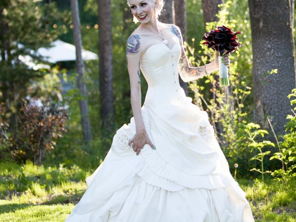 Atemberaubend Vintage Brautkleider San Francisco Ideen ...