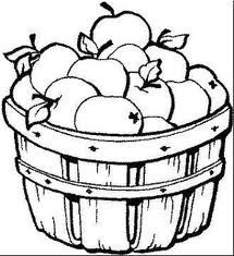Obstkorb Google Suche Harvest Pinterest Coloring Pages