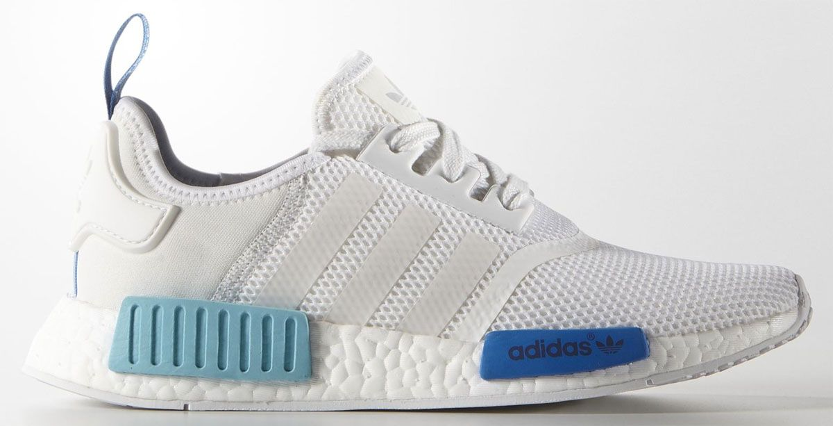adidas shoes 2016 nmd women white 613373