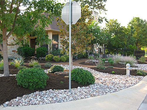 Austin Residential Landscape Photos | Austin Landscape Supplies - Austin Residential Landscape Photos Austin Landscape Supplies