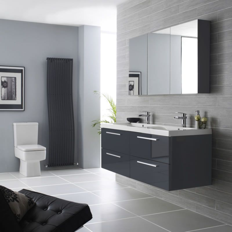 ensemble meubles de salle de bains double vasque kervignac image 1 - Double Vasque