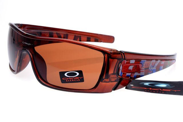 3eba69a29c Oakley Fuel Cell Sunglasses Red Frame Orangered Lens is on sale