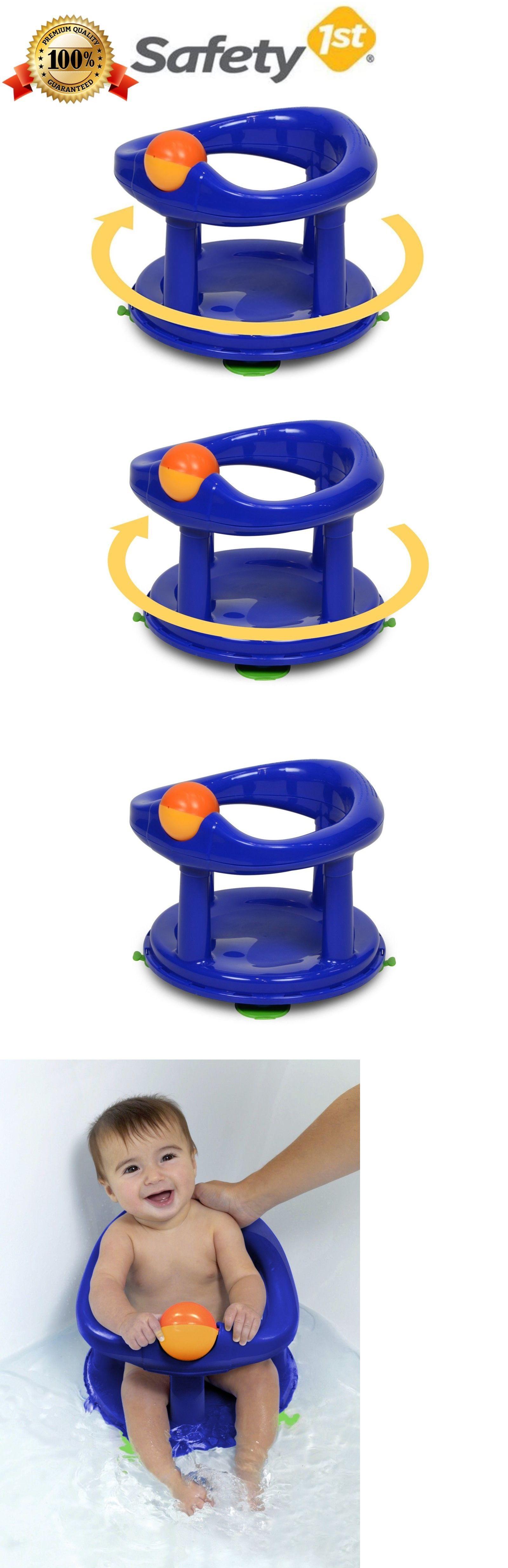 Bath Tub Seats and Rings 162024: Safety First Swivel Baby Bath Tub ...