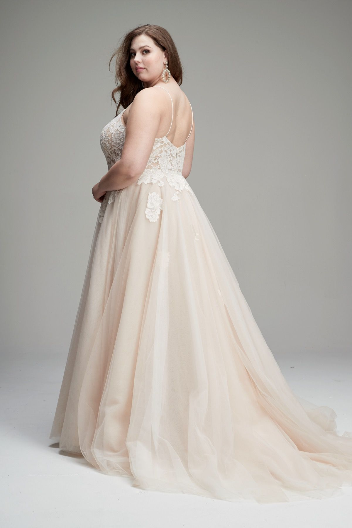 Available At Adore Bridal Boutique Www Adorebridalga Com Swans Mate For Life So Our Lace Trimmed Ball Gown Is What Y Ball Gowns Watters Brides Stunning Gowns [ 1801 x 1200 Pixel ]