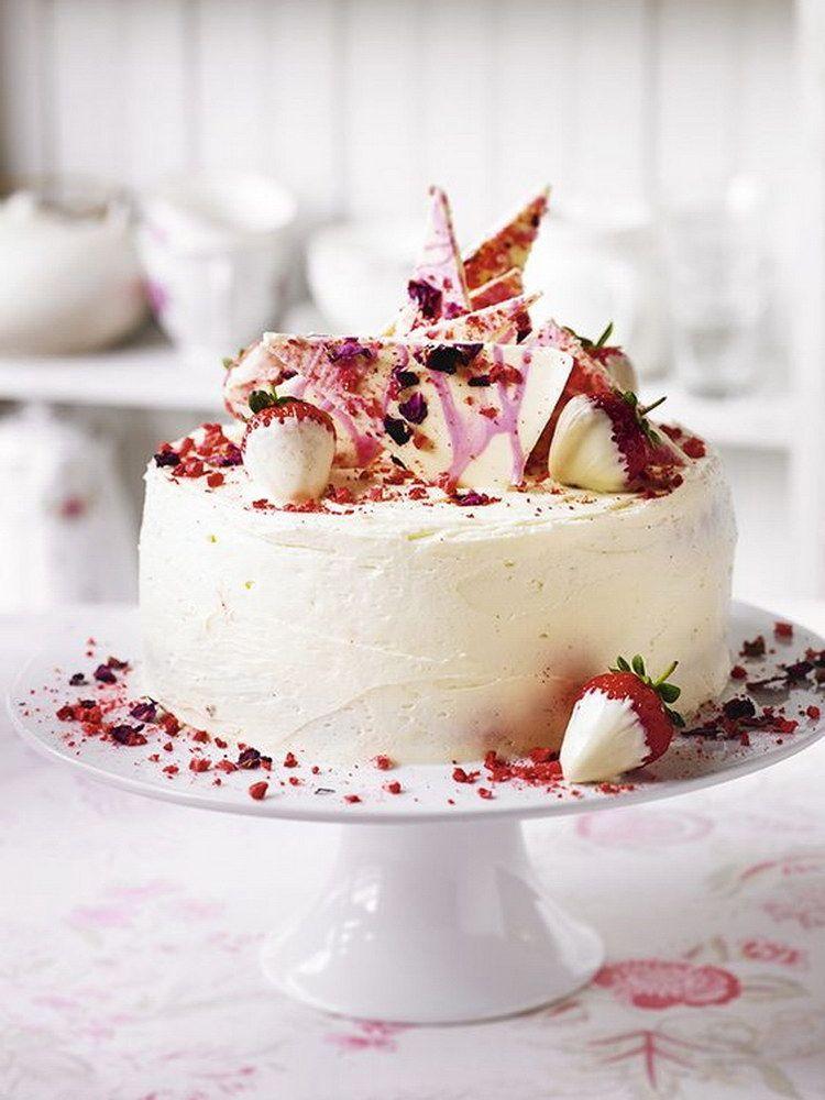 Как украсить торт в домашних условиях? Фото-идеи   Вкусные ...