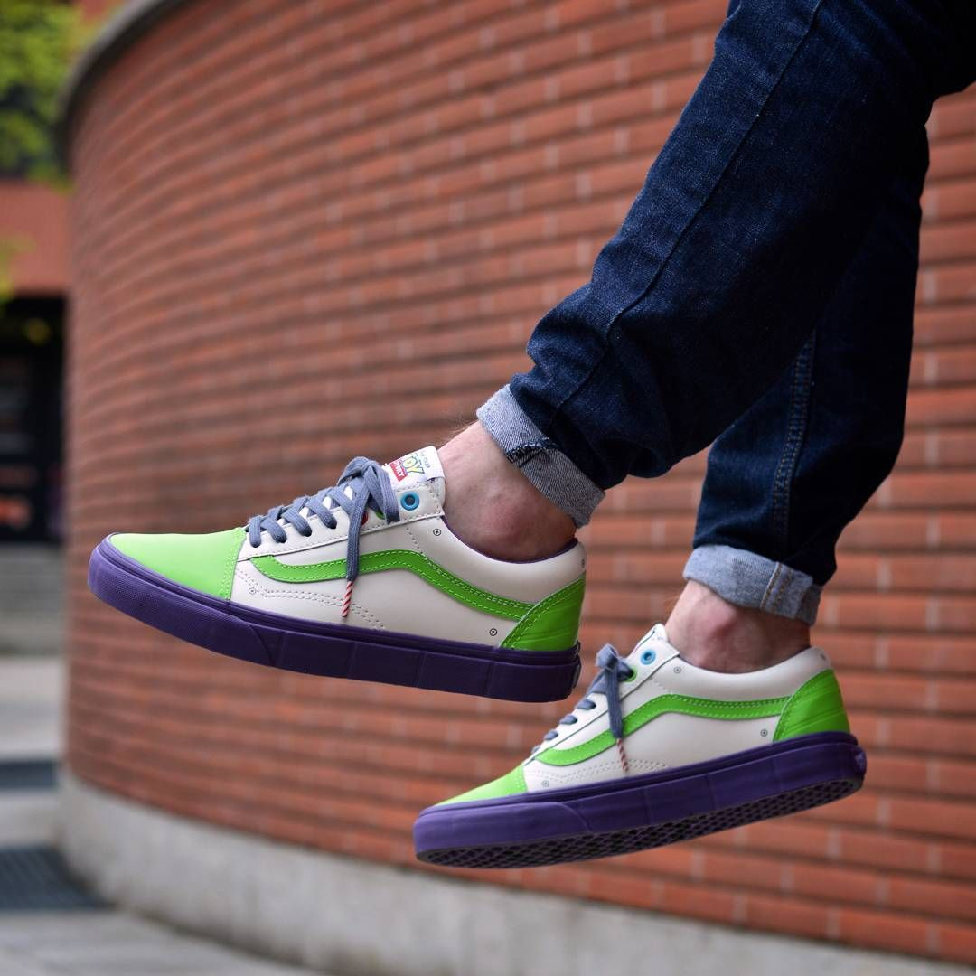 Toy Story x VANS Old Skool