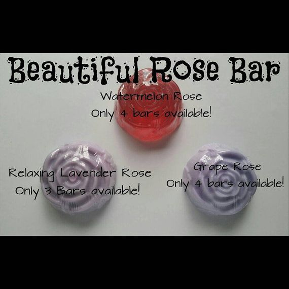 Hey, I found this really awesome Etsy listing at https://www.etsy.com/listing/241950341/flower-bars-flower-soap-flower-bar-soap