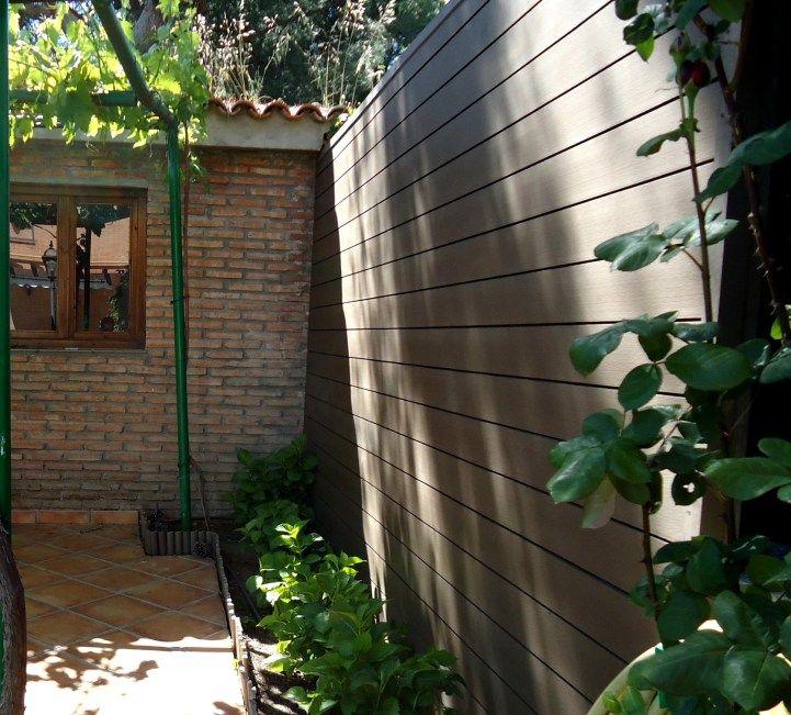 revestimiento-muro-jardin   JARDIN   Pinterest
