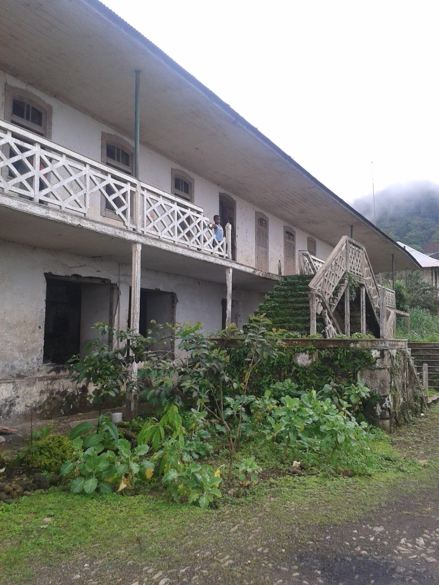 Roca Do Monte Cafe Sao Tome Sao Tome E Principe