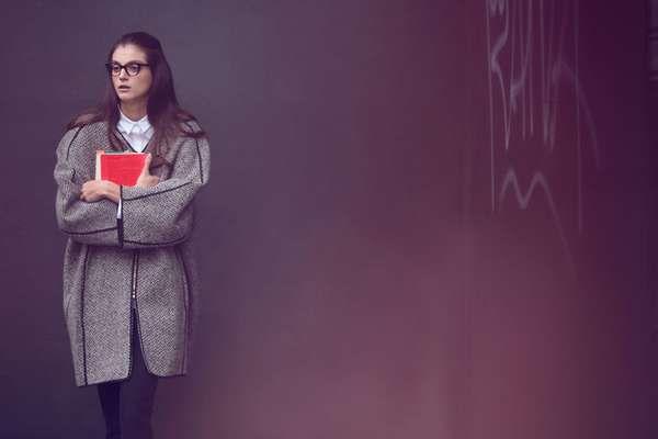 Softly Nerdy Photoshoots - The Fashion Gone Rogue 'Geeklandia' Editorial Stars an Accomplished Alexa (GALLERY)