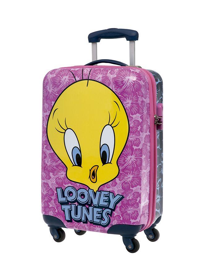130739b372004 Maleta Tweety Pink #WarnerBros #LooneyTunes #Piolin #trolley #SS16 ...