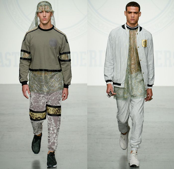 6635652da6b Astrid Andersen 2018 Spring Summer Mens Runway Looks - London Fashion Week  Mens British Fashion Council