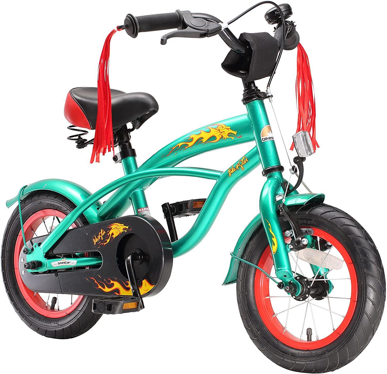 Kinderfahrrad Mit Seitenstander Und Zubehor 50 8 Cm In 2020 Kinder Fahrrad Kinderfahrrad Cruiser Fahrrad
