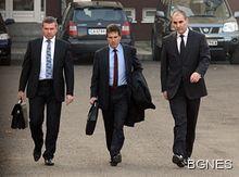Агенция БГНЕС - Главният свидетел по делото срещу Цветанов се е изпарил