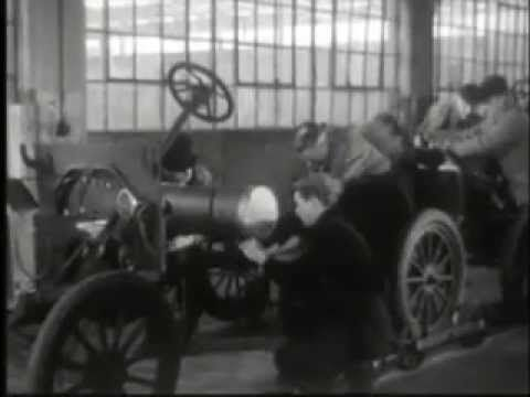 Henry Ford Assembly Line Invention Youtube Tapestry Of Grace Assembly Line Henry Ford