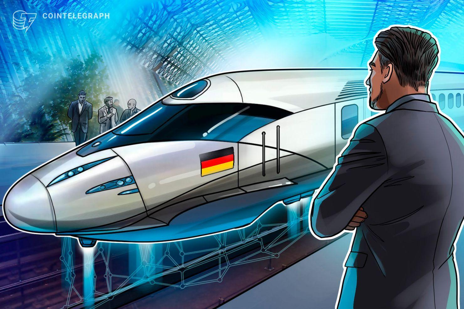 German Railway Operator Examines Deploying Blockchain to