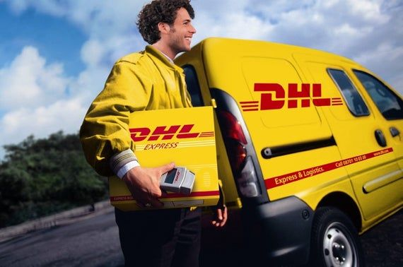 DHL express 25 (working days) Europe, Canada,Australia