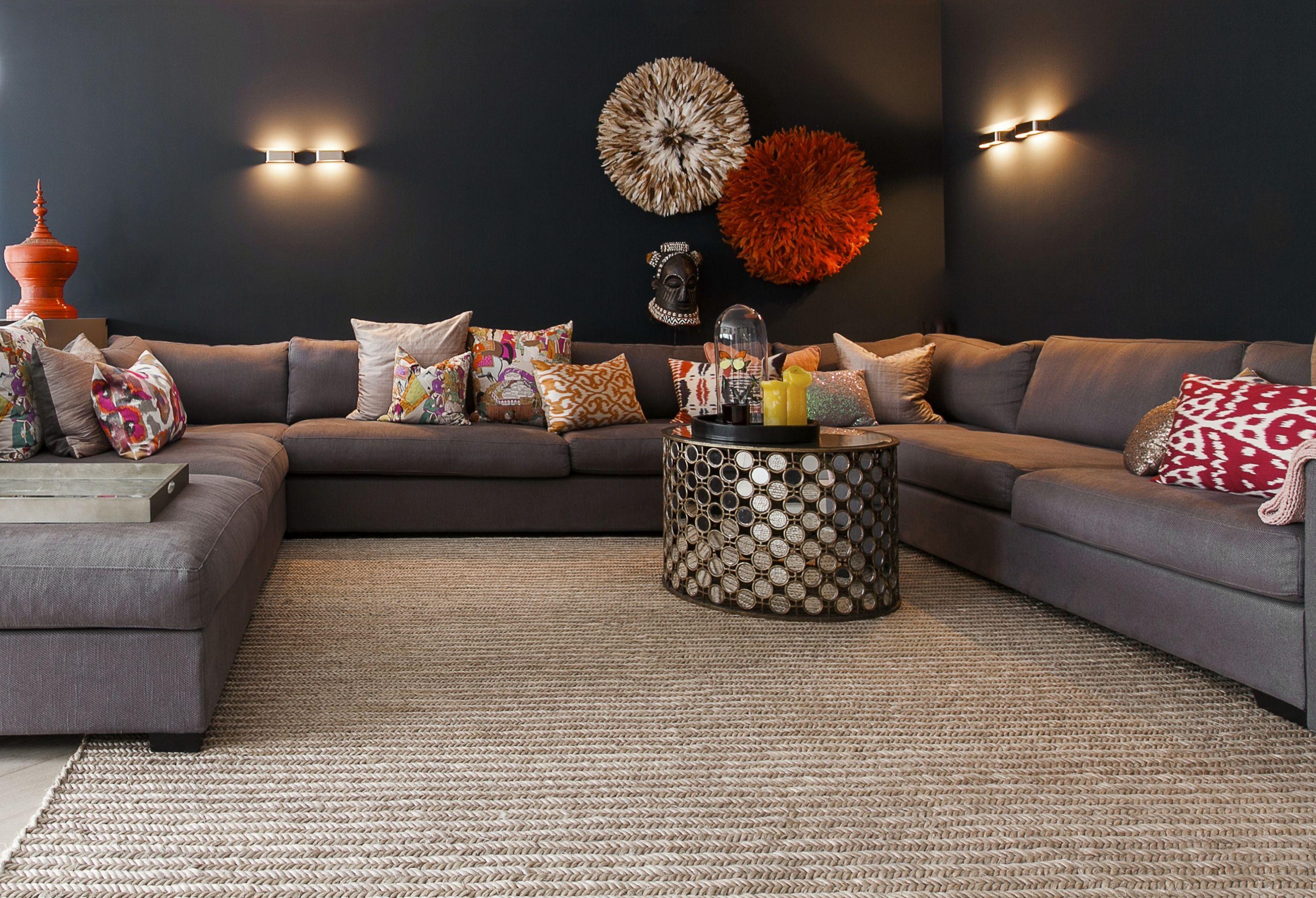 Living Room Project Amsterdam Zuid. Carpet Limited Edition. © Sonja Velda  Fotografie · Home Interior DesignHome ...