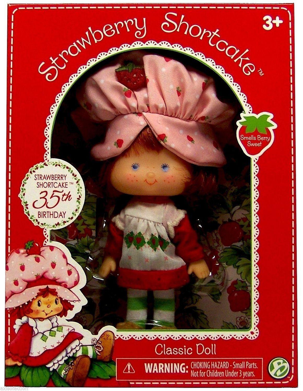 Robot Check Strawberry Shortcake Vintage Strawberry Shortcake Dolls Strawberry Shortcake Doll