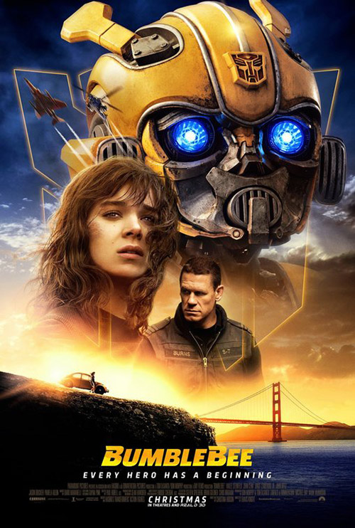 Bumblebee Movie Posters At Movie Poster Warehouse Movieposter Com