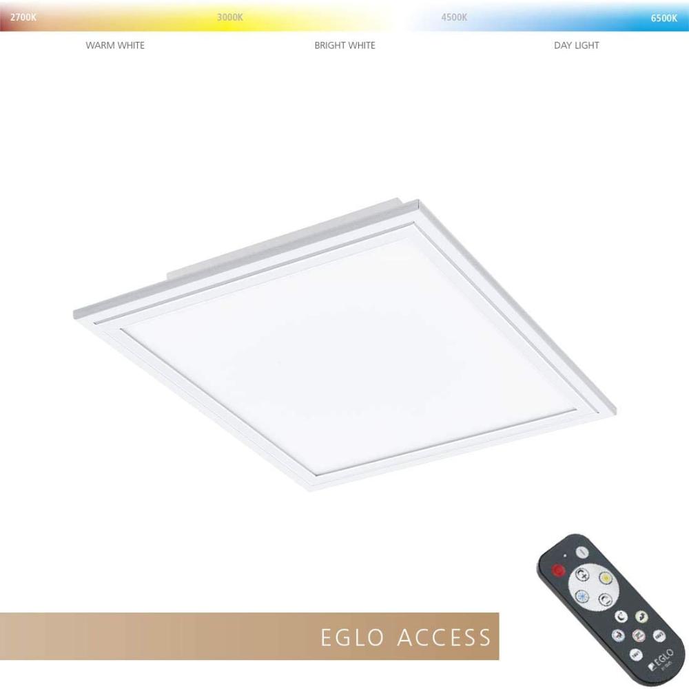 Eglo Access Led Deckenleuchte Salobrena A In Weiss L 30cm B 30cm H 5cm Amazon De Beleuchtung In 2020 Led Deckenleuchte Led Deckenlampen Led Leuchtstoffrohre