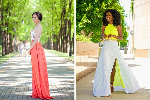 Ideas de vestido para invitadas a tu boda campestre | formal ...
