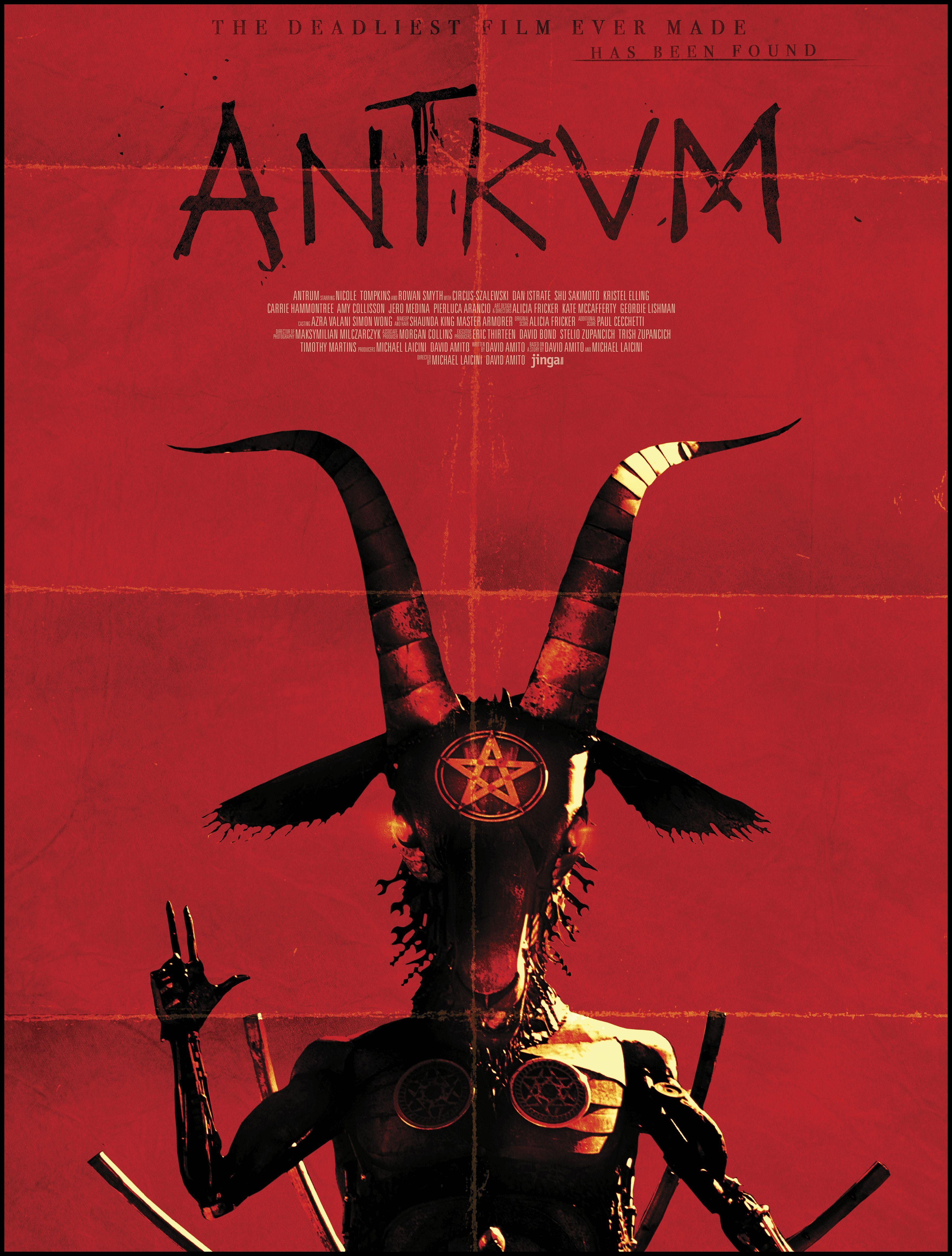 ElOscuroRinconDelTerror Antrum The Deadliest Film Ever