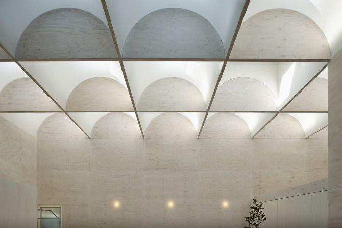 soft and diffused lighting TAKESHI HOSAKA, DAYLIGHT HOUSE: