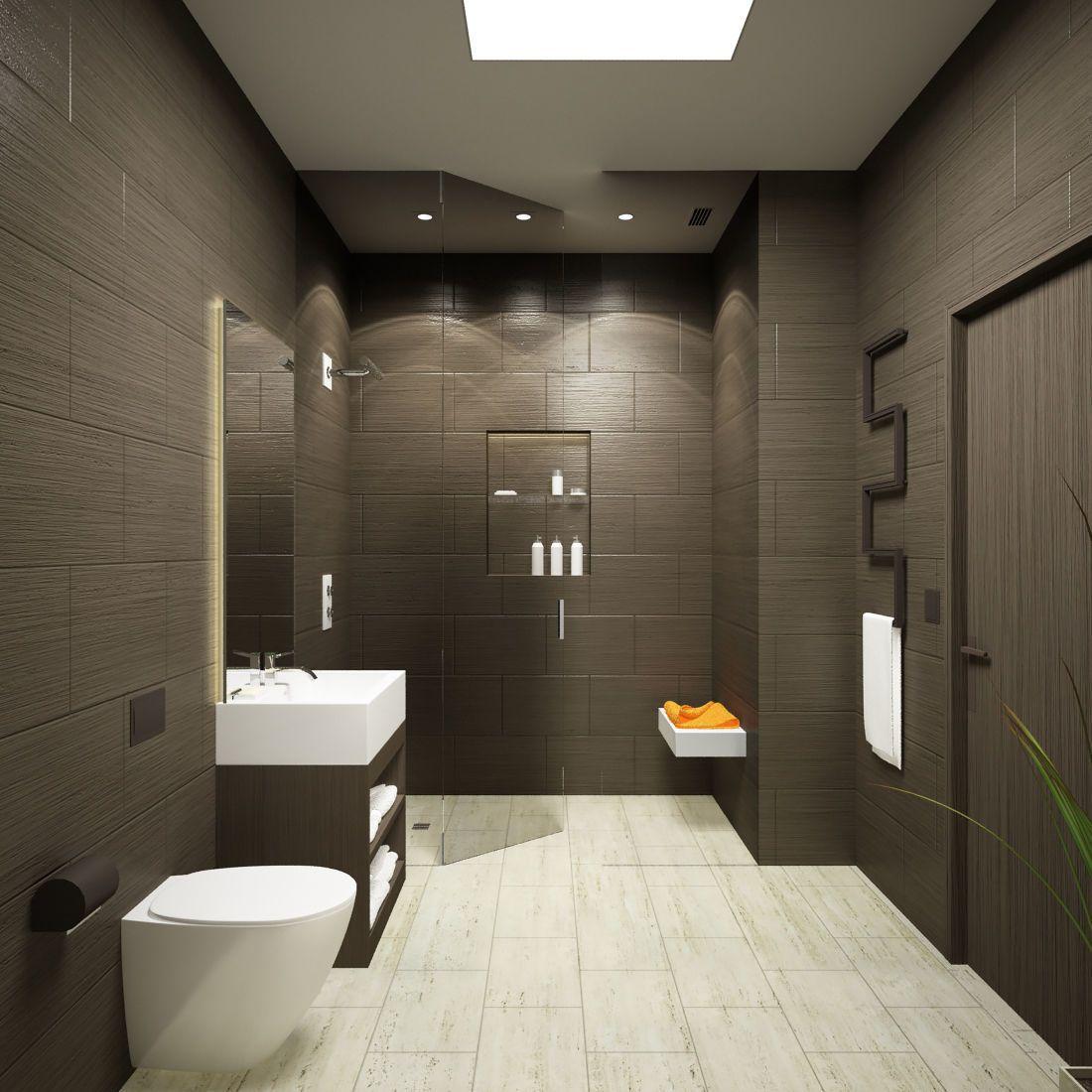Bathroom 3D model Baths interior, Interior, Bathroom