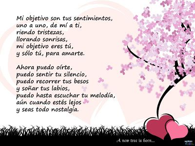 Romantic Spanish Love Poems | ... Girlfriend Husband and Quotes in ...