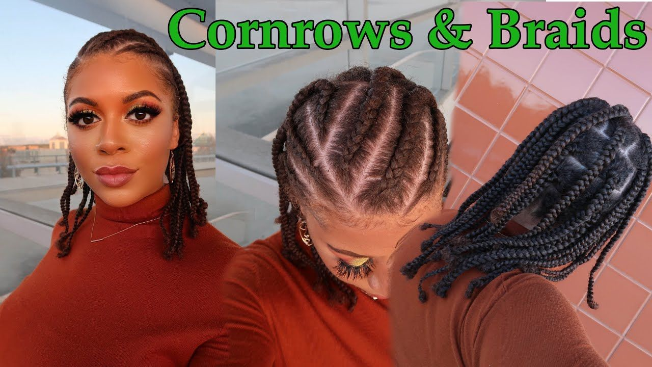 Juicy Twists Perfect Protective Style Follow For More Pins Fromanaturalspov Natural Braided Hairstyles Natural Hair Updo Curly Hair Styles