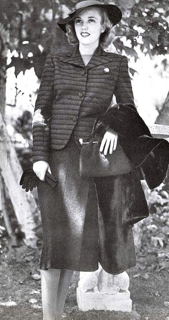 1930\'s Fashion. ♥ | 20s & 30s | Pinterest | Années 30, Annee et ...