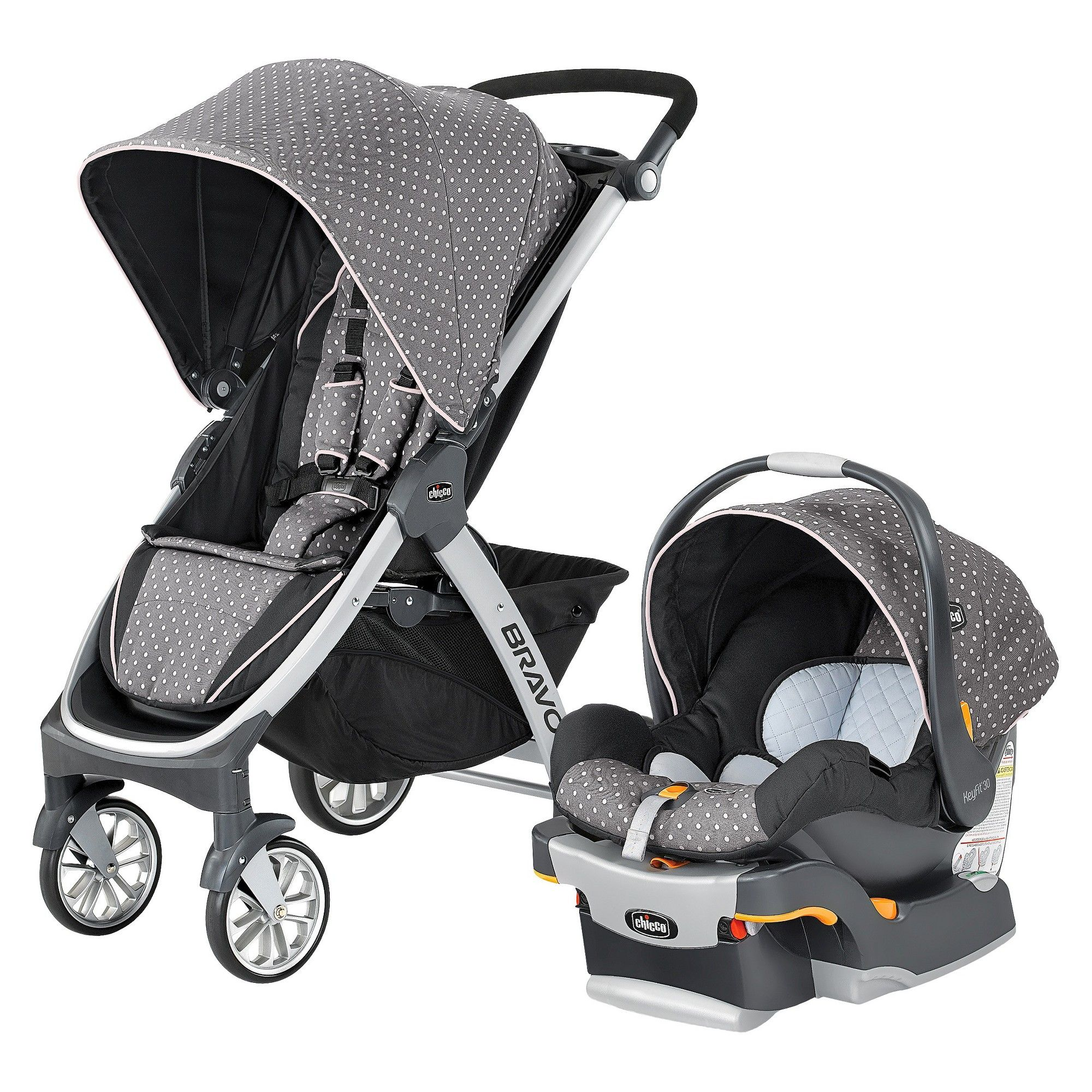 Chicco Bravo Travel System Lilla (With images) Chicco