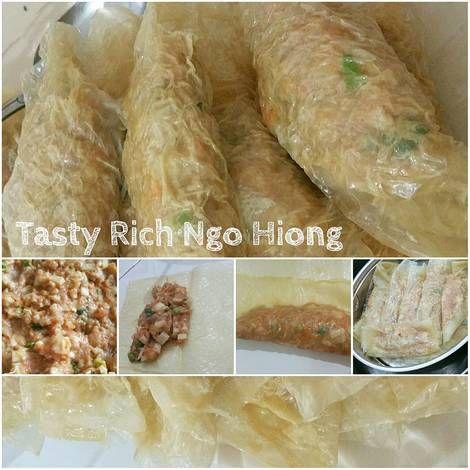 Resep Tasty Rich Ngohiong Oleh Raniefelanie Resep Resep Masakan Resep Memasak