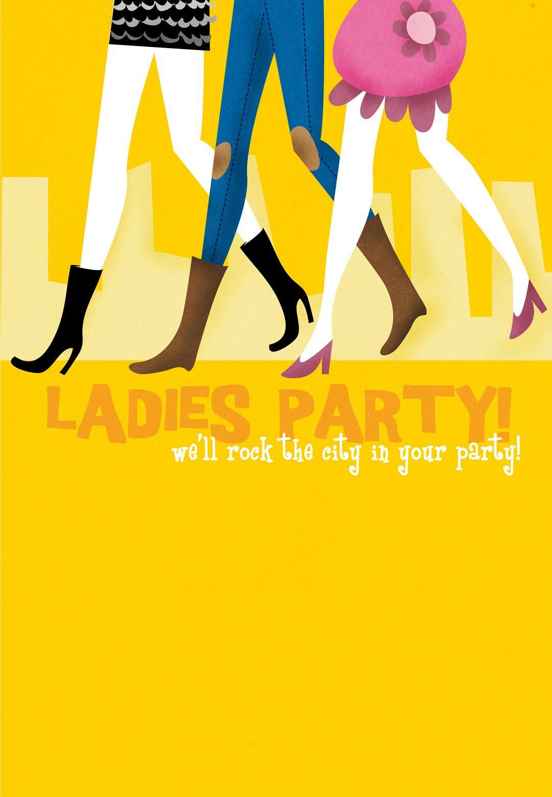 Bachelorette Party Invitation Free Printable – Free Online Bachelorette Party Invitations