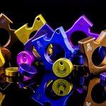 Andrew Bawidamann SHOP | PROPAGANDA > MORALE PATCHES > NUCK-EYE EDC BOTTLE OPENER 1/4 INCH BLUE