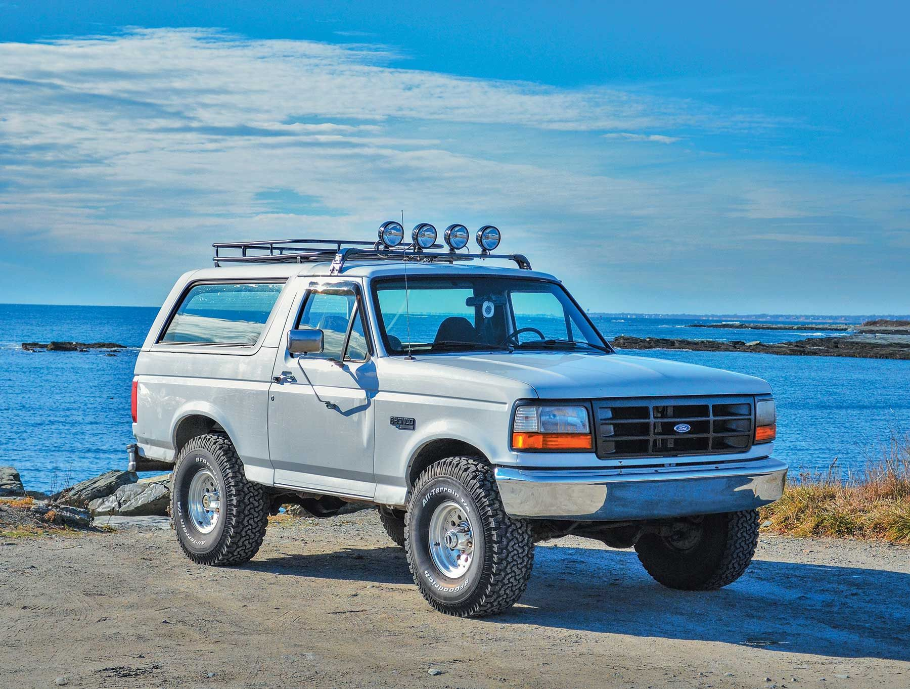 Seth honemanns 1996 ford bronco when i was 20 i went ahead and bought the bronco while i was stationed in alaska this truck had never seen salt roads
