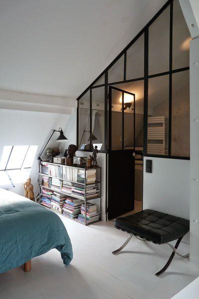 10 jolies chambres aménagées sous les combles | Deco | Pinterest ...