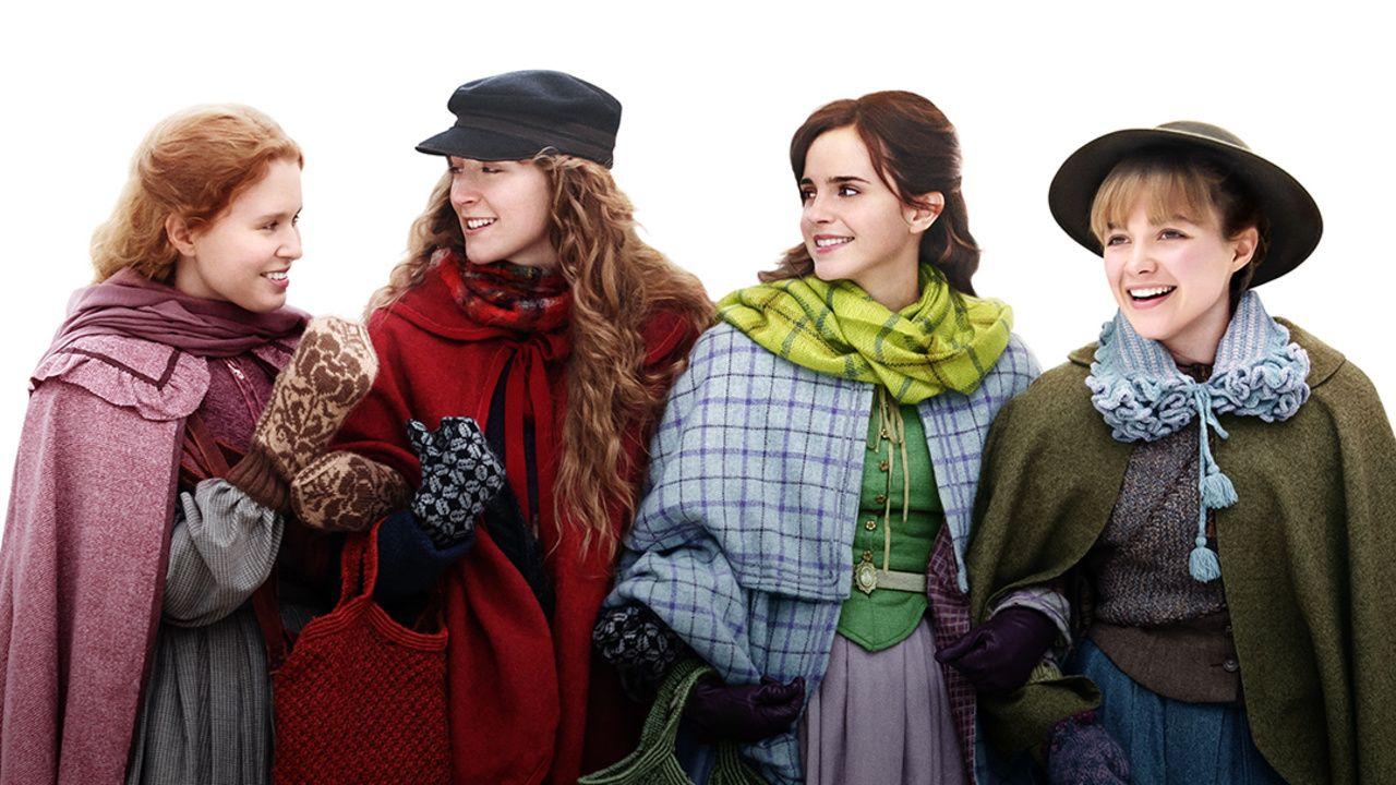 Little Women (2019) by Greta Gerwig [Theatre] Women