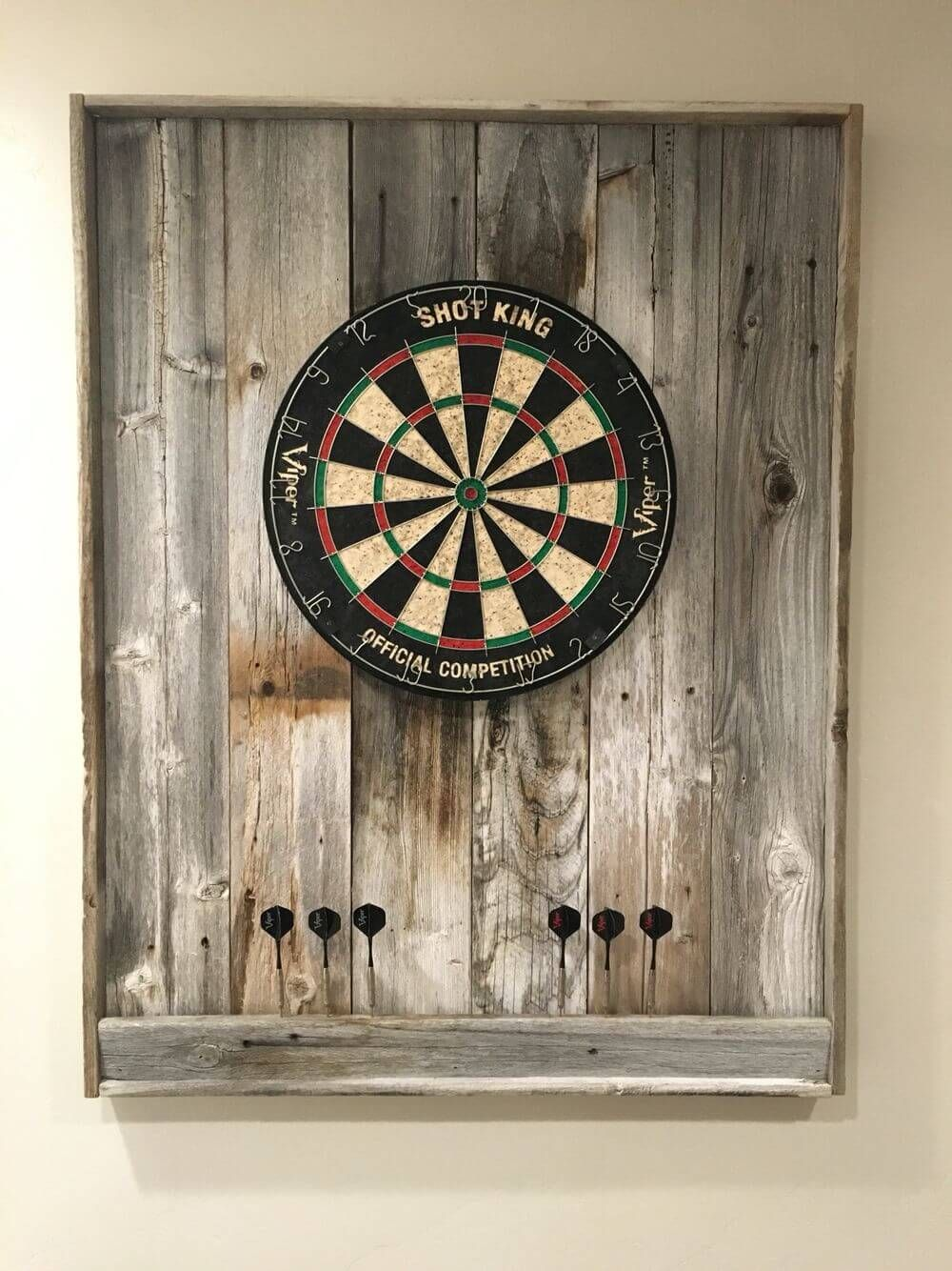 12 Best Recreational Room Ideas To Spice Up Your Home Rec Room Basement Dart Board Wall
