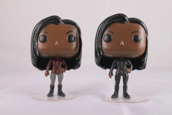 Custom Funko Pop Of Doctor Who S Martha Jones Custom Funko Pop Martha Jones Custom Funko