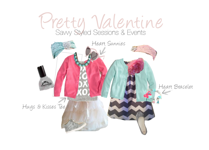 Savvy Styled Sessions & Events: Valentine Style Inspiration