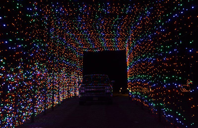 Holiday Lights Drive Through Magic Of Lights At Castrol Raceway Starting November 17 2017 Raising Edm Christmas Light Show Christmas Lights Holiday Lights