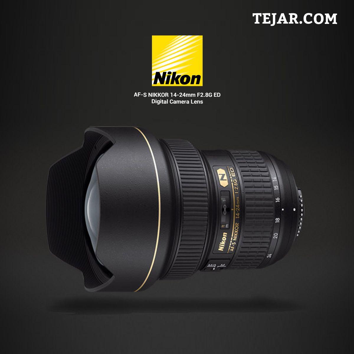 Nikon Af S Nikkor 14 24mm F2 8g Ed Digital Camera Lens Digital Camera Lens Camera Lens Digital Camera