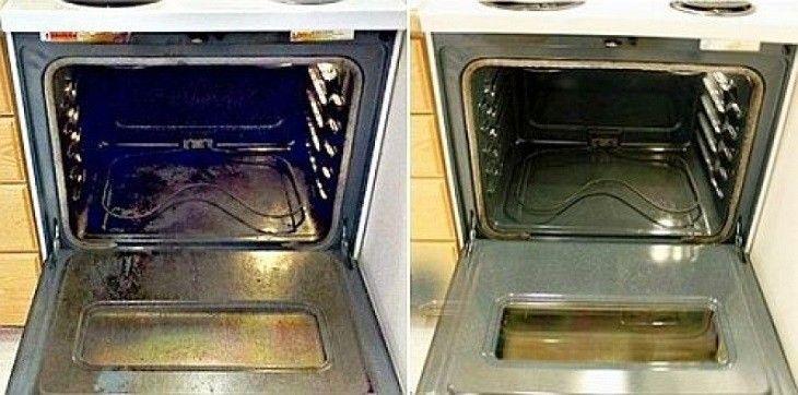 7 начина за почистване на фурната от мазнина без препарати | News