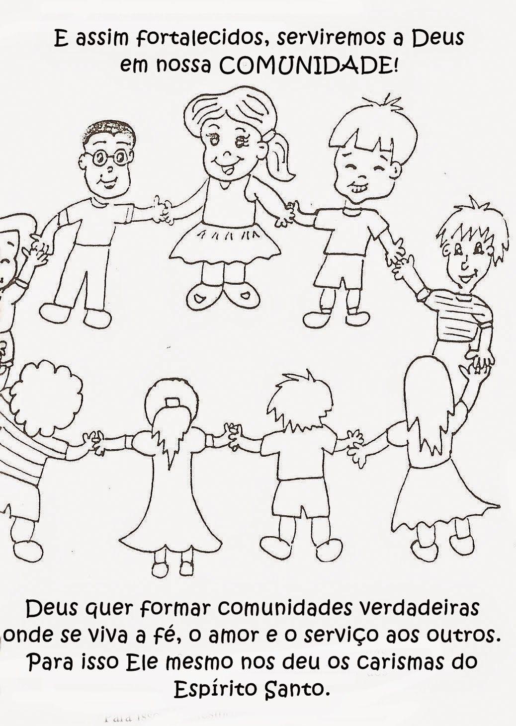 Querigma Para Colorir Em 2020 Atividades Biblicas Infantil