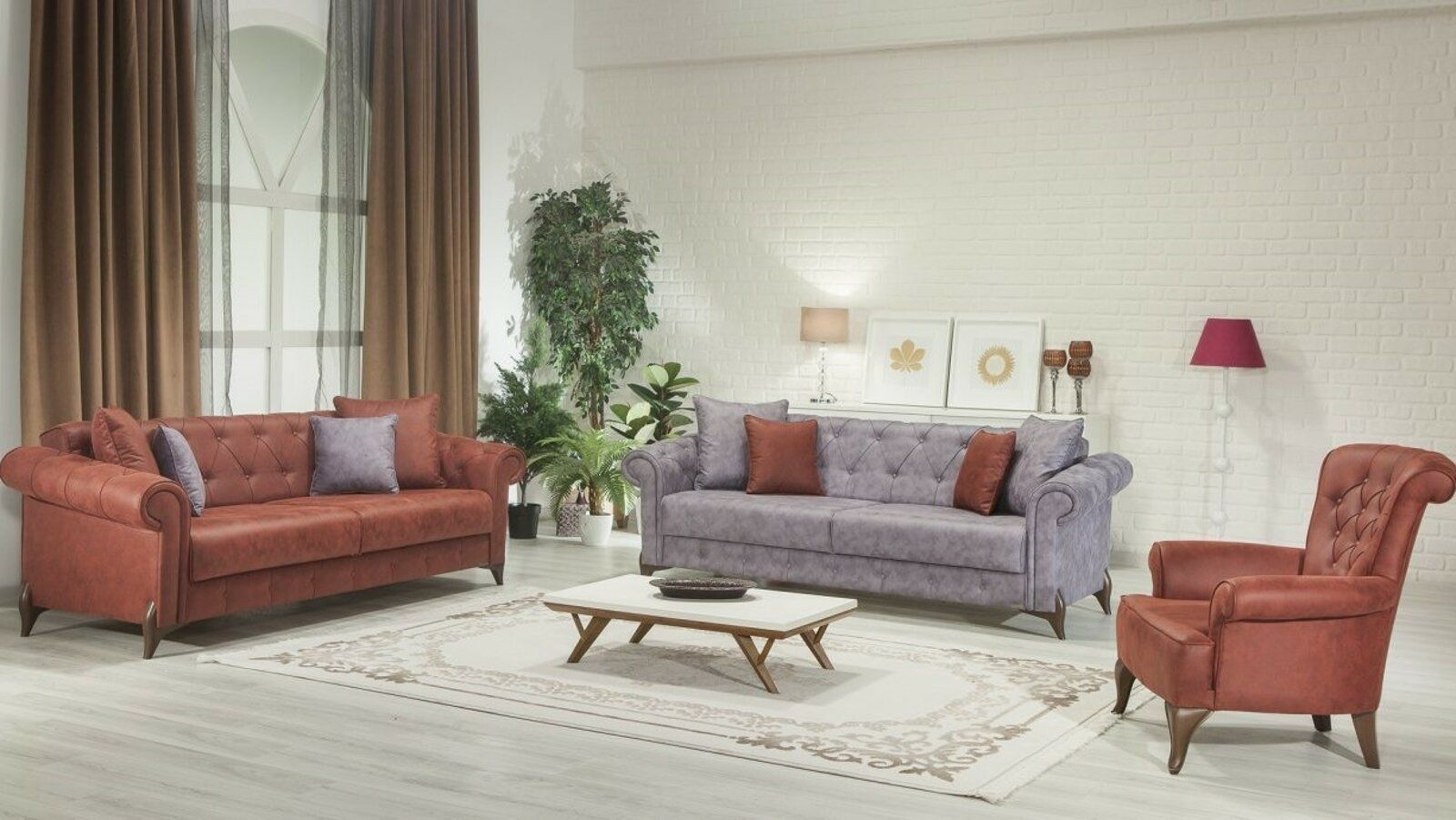 Koltuk Takimlari Contemporary Sofa Home Decor Furniture