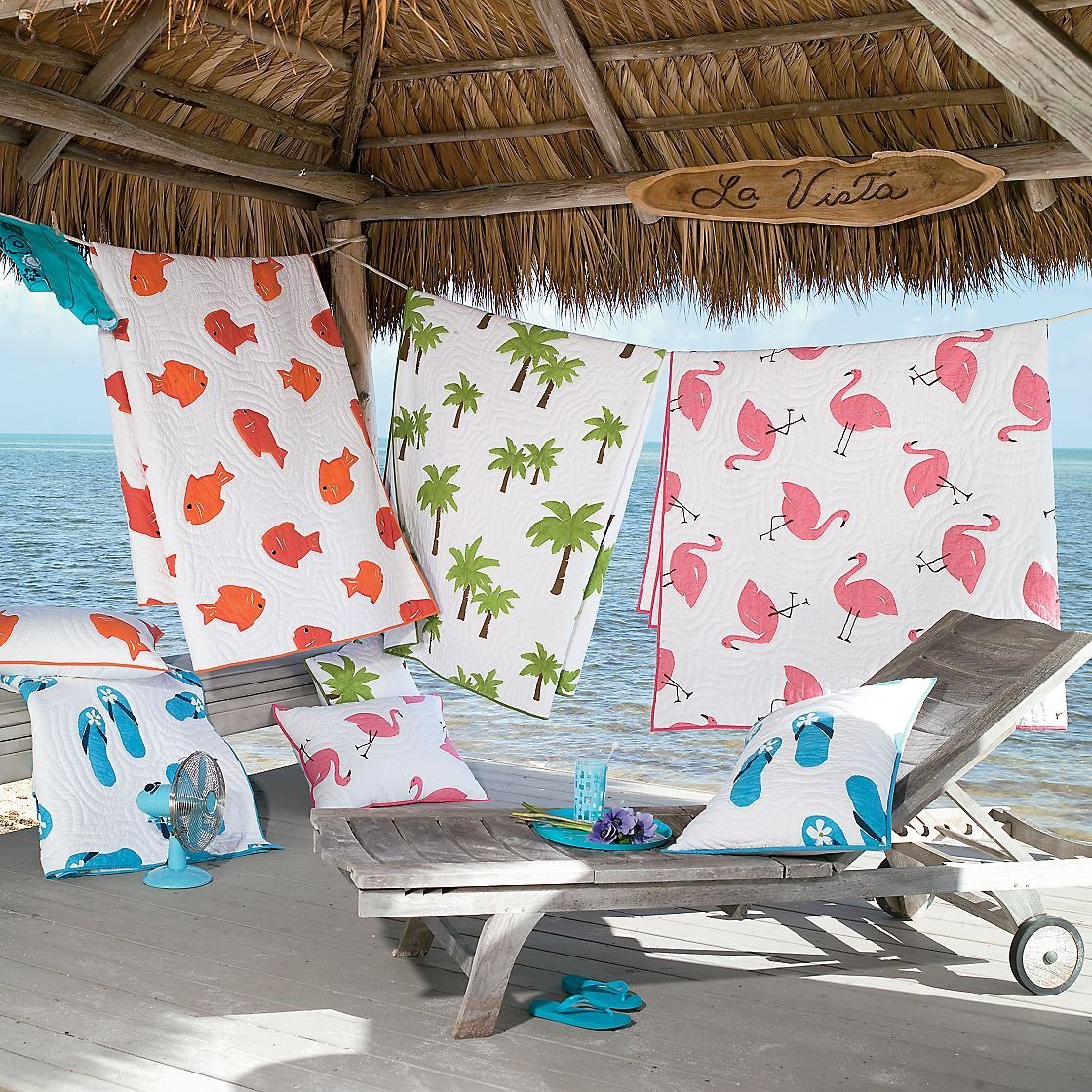 Summer Fun Quilts Sham (62 Off) The Company Store