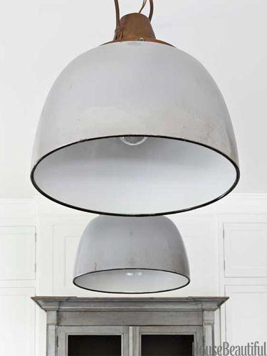 A New California Kitchen - Lampen, Verlichting en Industriële lampen
